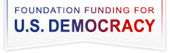 Foundation Funding for U.S. Democracy