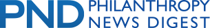 Philanthropy News Digest is a service of Foundation Center