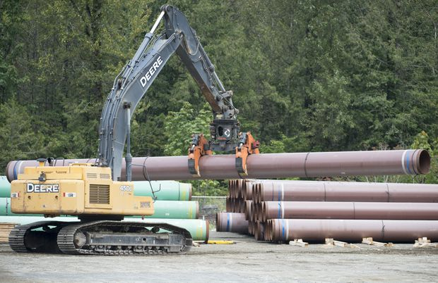 B.C. First Nation, three environmental groups seek leave to appeal Trans Mountain ruling