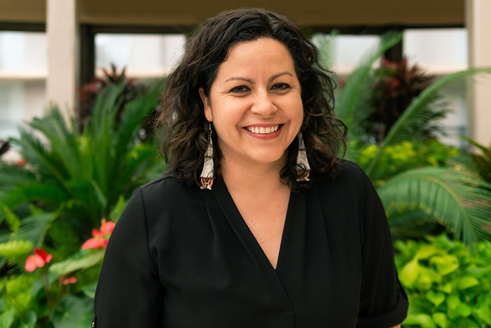 Carly Bad Heart Bull Named Executive Director of Native Ways Federation, Inc.