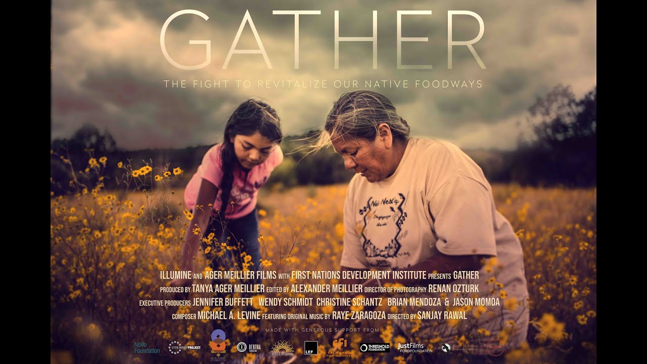 GATHER: The fight to revitalize our native foodways
