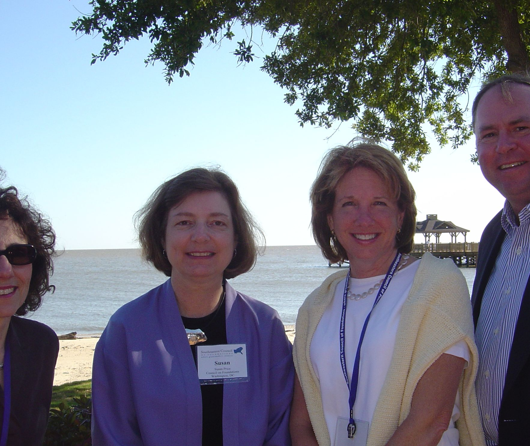 Attendees at SECF's Family Foundations Forum in Point Clear, Alabama