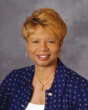 Karen McNeil-Miller, SECF's first African American board chair