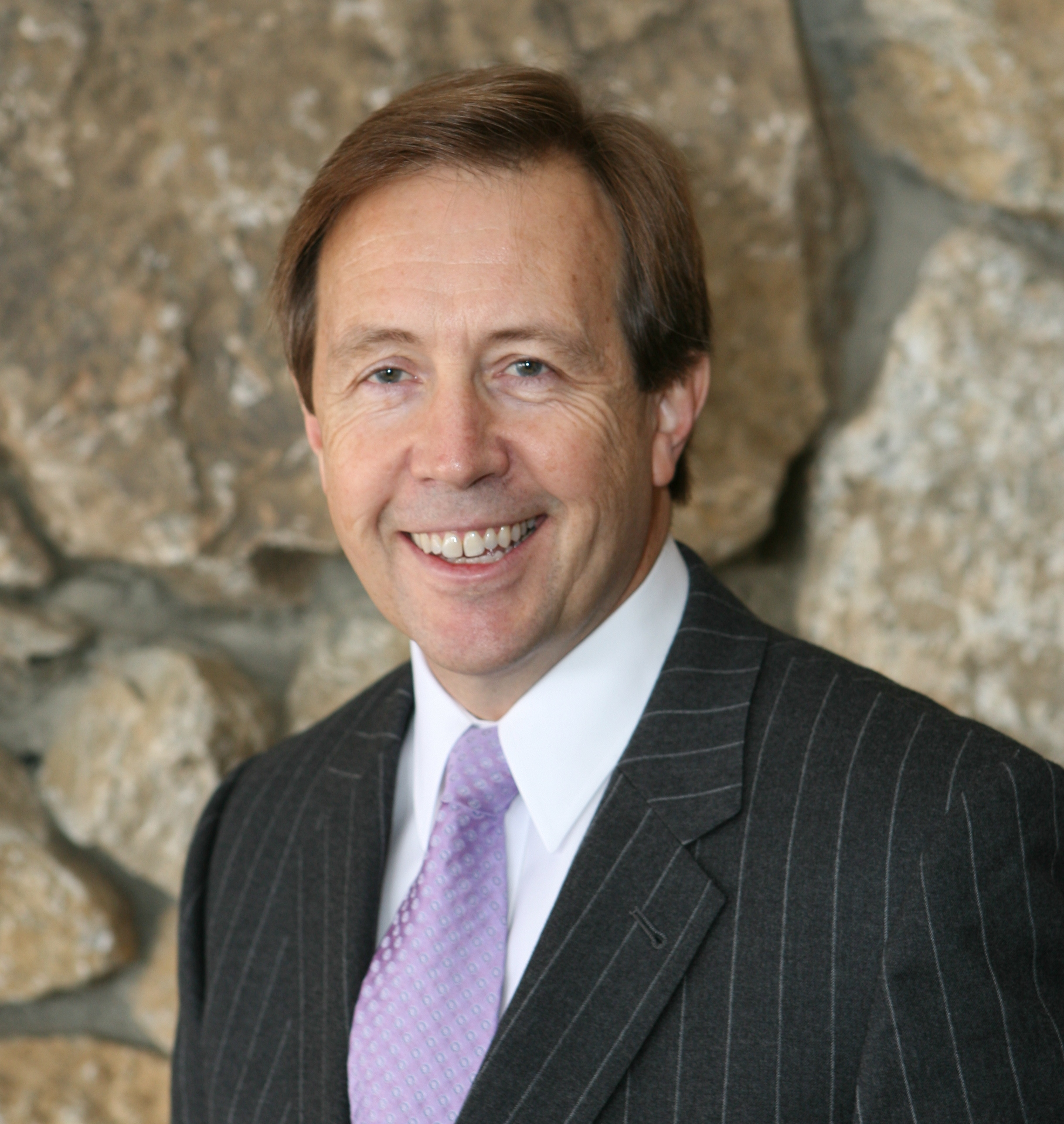 Former SECF President and CEO Mike Howland