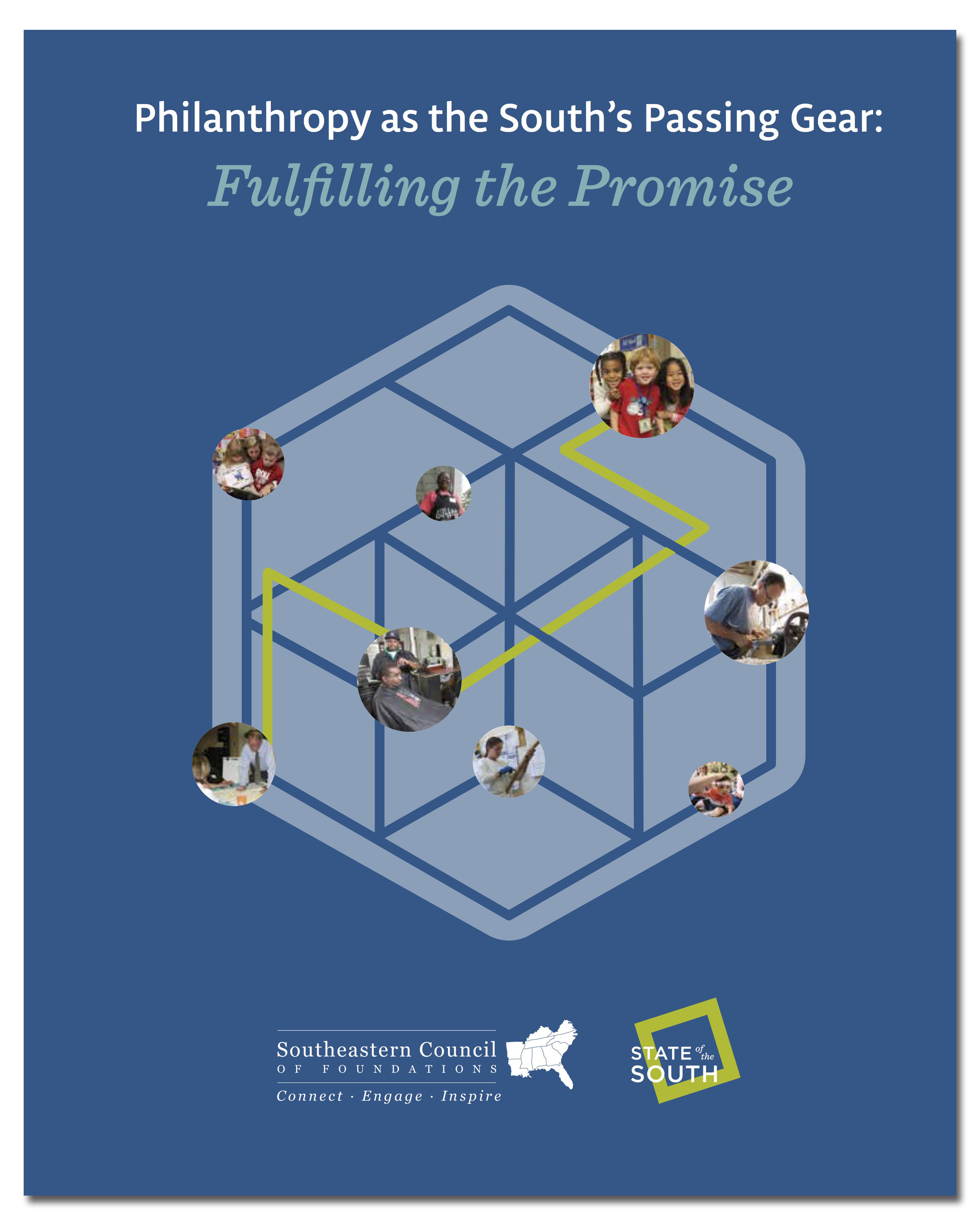 Cover image of Philanthropy as the South's Passing Gear: Fulfilling the Promise