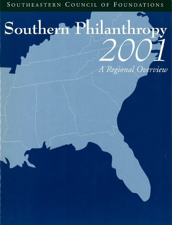 Cover image of southern-philanthropy: A Regional Overview