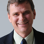 Ned Breslin, CEO of Water For People