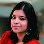 Urvashi Prasad, program officer of the Michael & Susan Dell Foundation