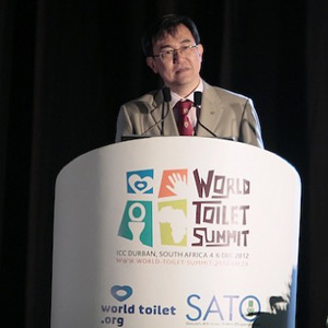 Jack Sim, Founder of the World Toilet Organization
