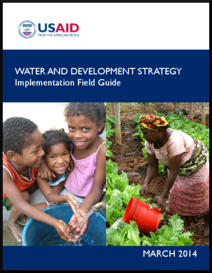 USAID Releases Field Guide for Water and Development Strategy