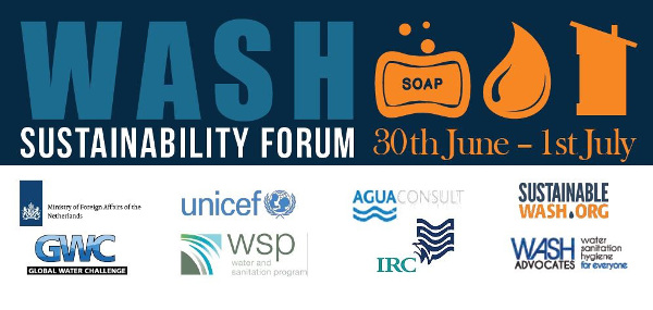 WASH Grantmakers Network at the 2014 WASH Sustainability Forum