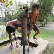 ONE DROP, Rotary Launch Sustainable Water and Sanitation Partnership