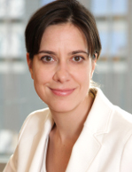 Dr. Cristina Rumbaitis del Rio, Senior Associate Director at Rockefeller Foundation