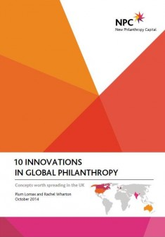 10 Innovations in Global Philanthropy