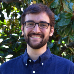 Ryan Cronk, PhD student researcher at The Water Institute at the University of North Carolina-Chapel Hill
