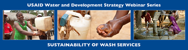 This Thursday: USAID Webinar on WASH Sustainability