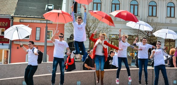 Tuzla Community Foundation: Srebrenik YouthBank